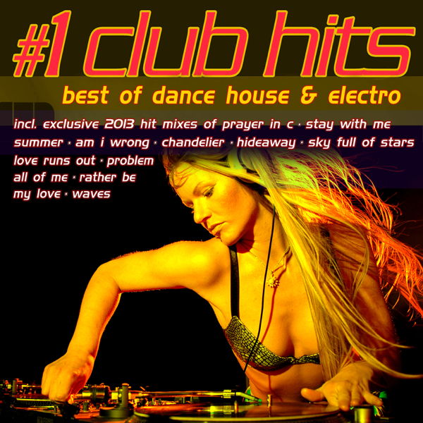 #1 Club Hits 2014 - Best of Dance, House & Electro by Various Artists