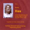 Homer - Ilias Grafik