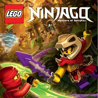 MyiList - LEGO Ninjago: Masters of Spinjitzu, Season 2 Details