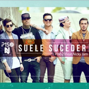 Suele Suceder (feat. Nicky Jam) - Single Mp3 Download