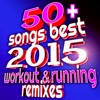 FRW Fit Running & Workout Music Town - 50 Songs Best 2015 Workout  Running Remixes Ideal for Gym Fitness Cardio Aerobics Spin Cycle Album