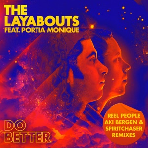 The layabouts feat. Portia monique do better (file, mp3, single.
