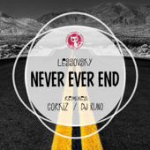 Never Ever End (DJ Runo Remix) - Lessovsky