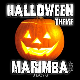 halloween theme marimba opening remix single - Halloween Theme Remix