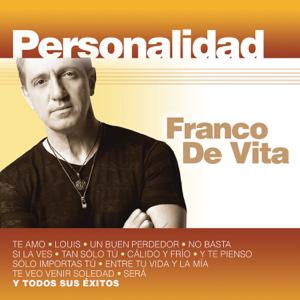 Franco de Vita - Personalidad