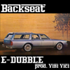 e-dubble - Backseat artwork