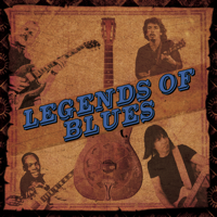 Various Artists - Legends of Blues artwork