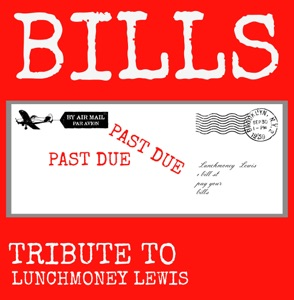Starstruck Backing Tracks - Bills (In the Style of Lunchmoney Lewis)