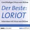 Gerd Rüdiger & Vicco von Bülow - Der Beste: Loriot artwork