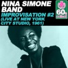 Improvisation #2 (Remastered) [(Live at New York City Studio, 1961)] - Single, Nina Simone