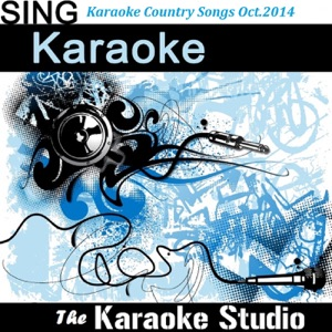 The Karaoke Studio - A Guy Walks Into a Bar (In the Style of Tyler Farr) [Instrumental Version]