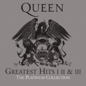 The Platinum Collection (Greatest Hits I, II & III)-Queen