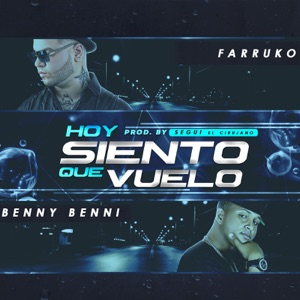 Hoy Siento Que Vuelo (feat. Farruko) - Single Mp3 Download