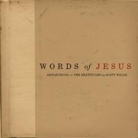 Scott Willis - Words of Jesus artwork