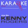 Karaoke in the Style of Kenny Rogers - ProSound Karaoke Band