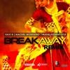 Breakaway Remix feat Machel Montano Mahalakshmi Iyer Single