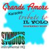 Grande Amore (Tribute to Il Volo SanRemo 2015 Karaoke) - EP - Gynmusic Studios