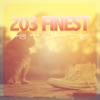 203 Finest Lounge and Chillout Songs - Various Artists