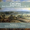Chopin: Piano Concerto No. 1 in E Minor, Op. 11 ジャケット写真