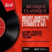 Clarinet Quintet in A Major, K. 581: II. Larghetto artwork