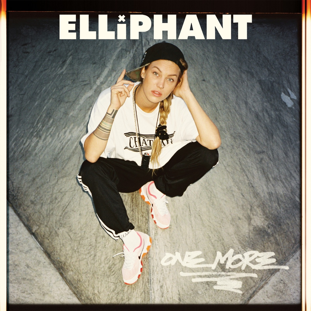 One More - EP Elliphant CD cover