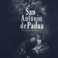 San Antonio de Padua: Un santo milagros [St. Anthony of Padua: Holy Miracles] (Unabridged)