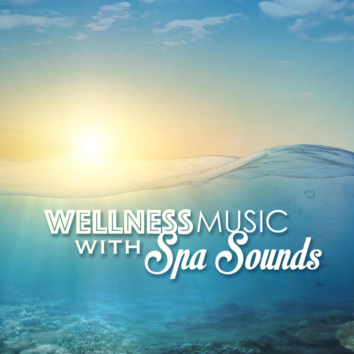 Wellness Music with Nature Sounds - Beauty Center & Spa Background