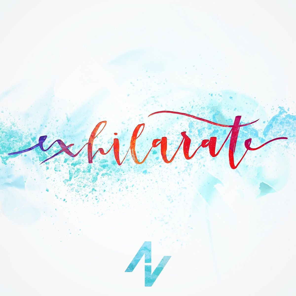 Exhilarate - EP Approaching Nirvana CD cover