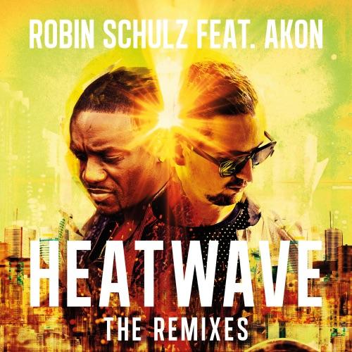 Robin Schulz - Heatwave (feat. Akon) [The Remixes] - EP