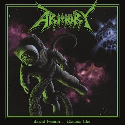 World Peace... Cosmic War - Armory album
