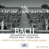 Bach: Brandenburg Concertos - Orchestral Suites - Chamber Music