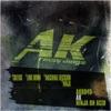 AK - Ninja on Acid  EP Album