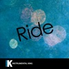 Instrumental King - Ride (In the Style of Twenty One Pilots) [Karaoke Version]