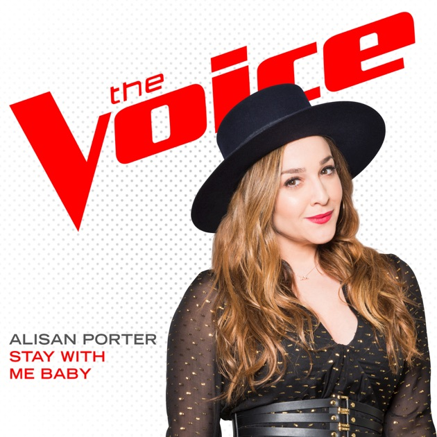 Stay With Me Baby (The Voice Performance) - Single by ...