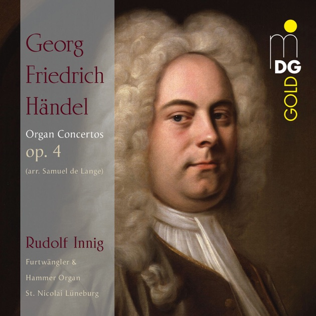 a comparison of the lives and musical works of johann sebastian bach and george friderick handel
