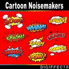 Cartoon Noisemakers
