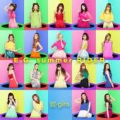E-girls - E.G. summer RIDER