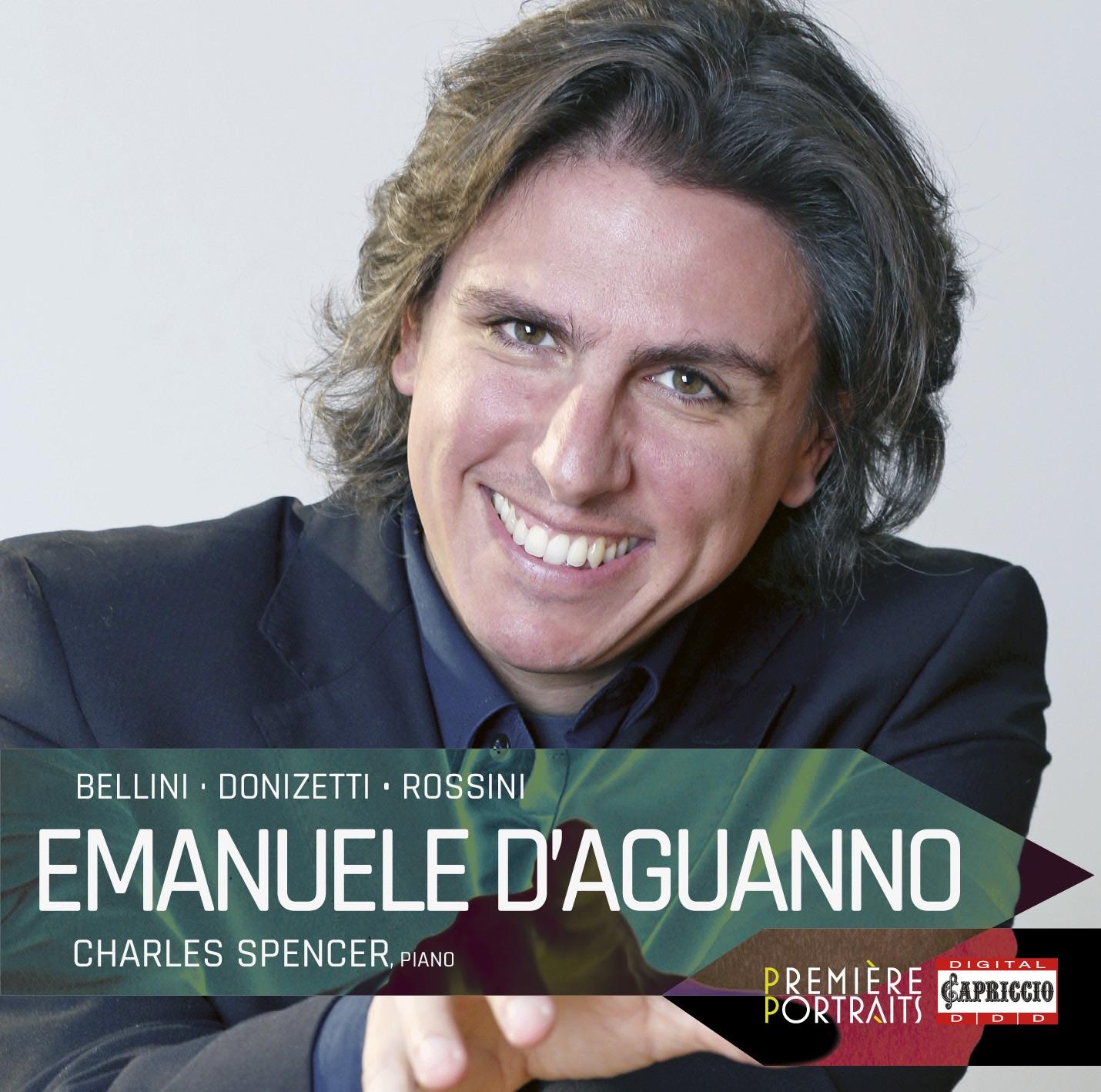 Bellini, Donizetti & Rossini: Works for Voice & Piano