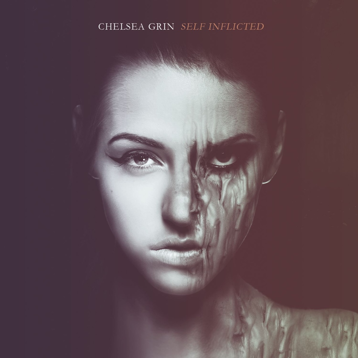 Self Inflicted Chelsea Grin CD cover