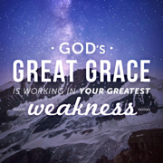 God's Great Grace Is Working in Your Greatest Weakness - Joseph Prince - Joseph Prince