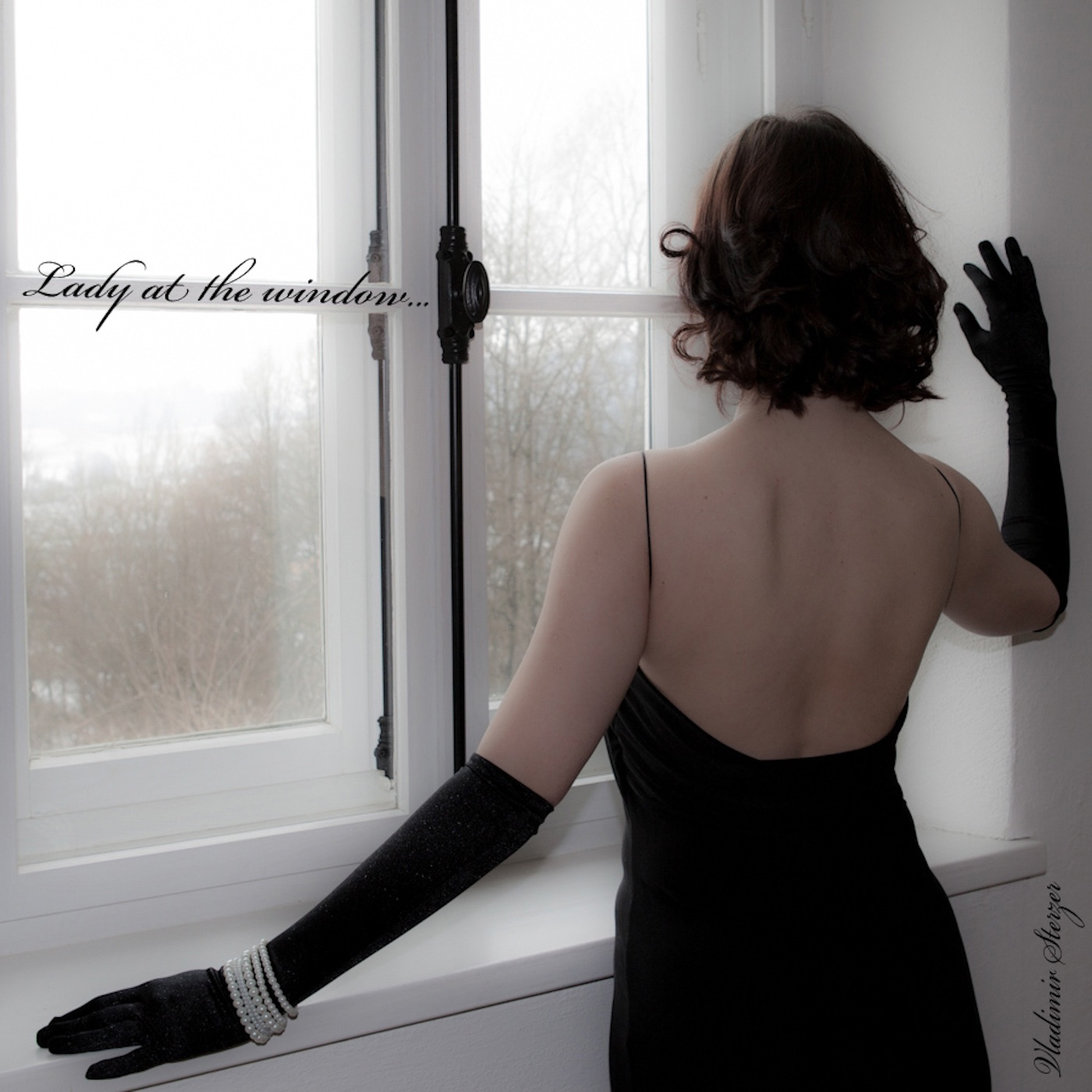 Lady At the Window (Piano Solo Version)