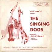 The Singing Dogs - Medley: Pat-A-Cake / Three Blind Mice / Jingle Bells