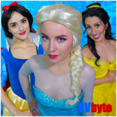 Princess Role Models - AVbyte