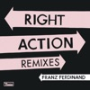 Right Action Remixes ジャケット写真