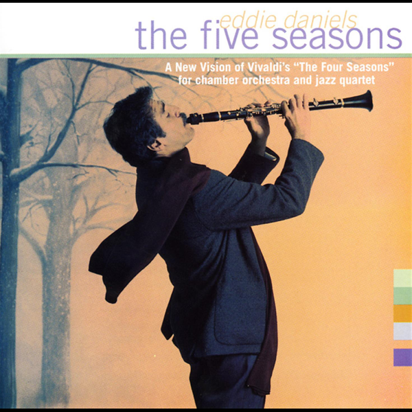 Image result for eddie daniels the five seasons