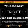 Tus besos (In the Style of Juan Luis Guerra 4.40) [Karaoke Version] - Brava HitMakers