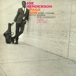 Page one by joe henderson on apple music page one joe henderson stopboris Images
