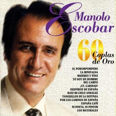 60 Coplas de Oro - Manolo Escobar