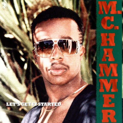 Art for Pump It Up (Here's the News) by mc hammer