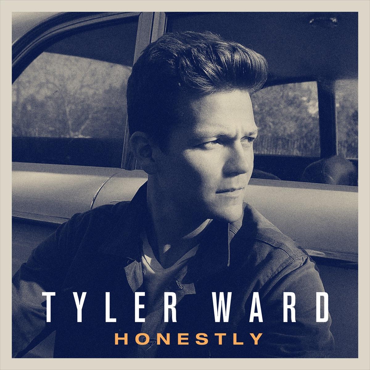 Honestly Tyler Ward CD cover